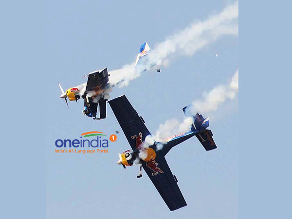 Aero India 2015: Accident averted