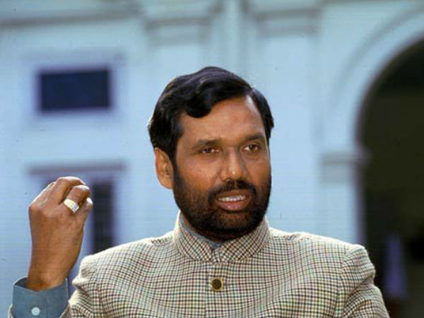 Bihar political crisis: Paswan not in favour of President's rule in state.