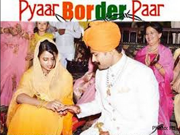 The Wedding Ceremony Took Place In Traditional Rajasthani Style Over 300 Baratis Had Attended Rare Matrimonial Alliance Across Border