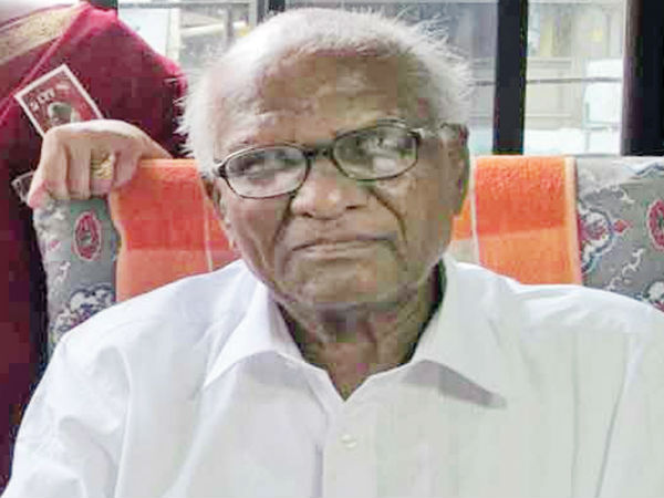 Govind Pansare, the anti-toll tax crusader passes away.