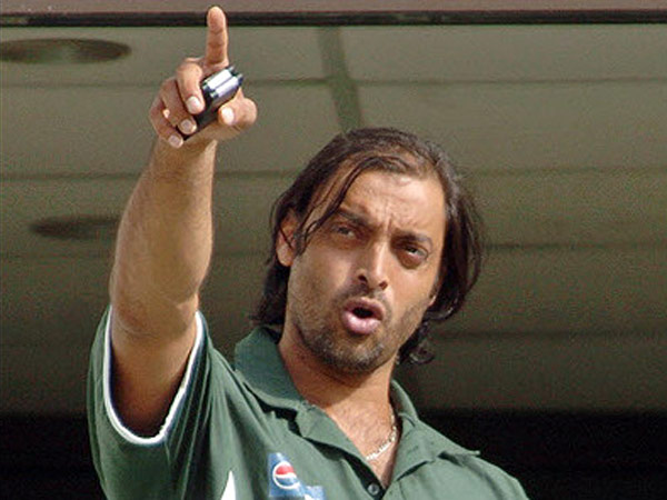 File photo of Shoaib Akhtar