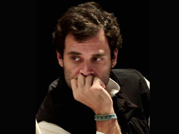 BJP slams Rahul Gandhi for 'holidaying'