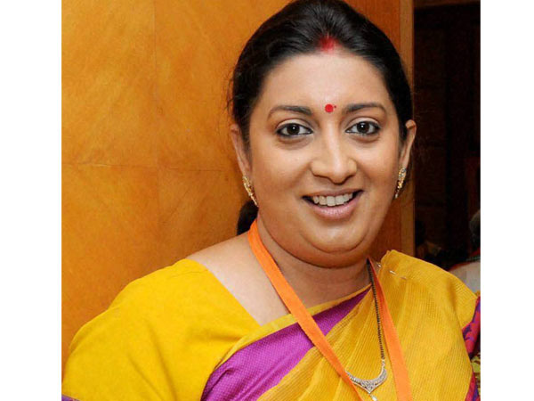 Govt to book those playing fraud with J&K students: Irani
