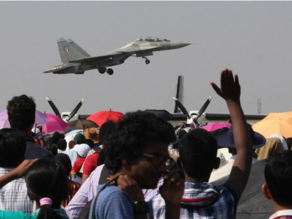 Inputs from Aero India for future shows