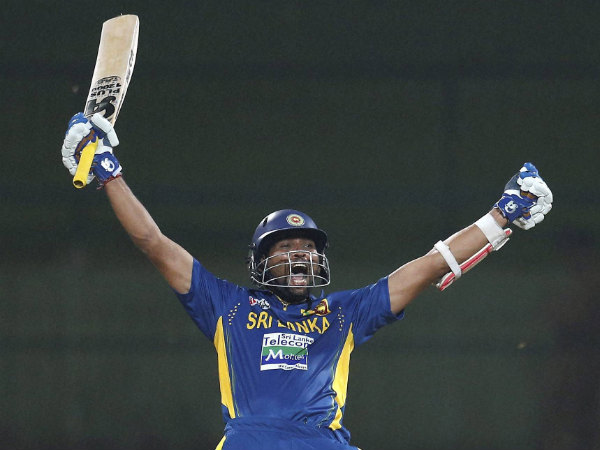 File photo: Dilshan today scored 161, his highest in ODIs