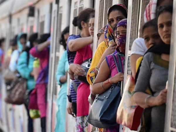 CCTV cams on trains for women's safety