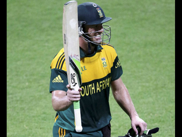 De Villiers smashed the fastest 150 in ODI history
