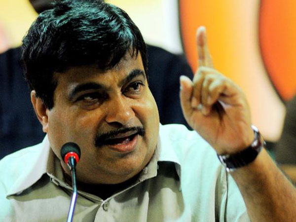 I never took money from any corporate entity: Gadkari.