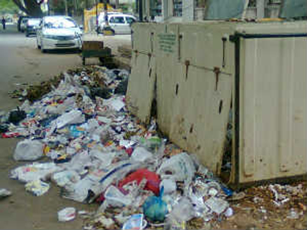 Bengaluru fights for cleanliness