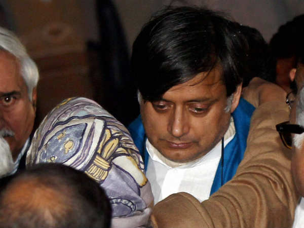 Sunanda Pushkar case: Delhi Police to question Shashi Tharoor tomorrow.