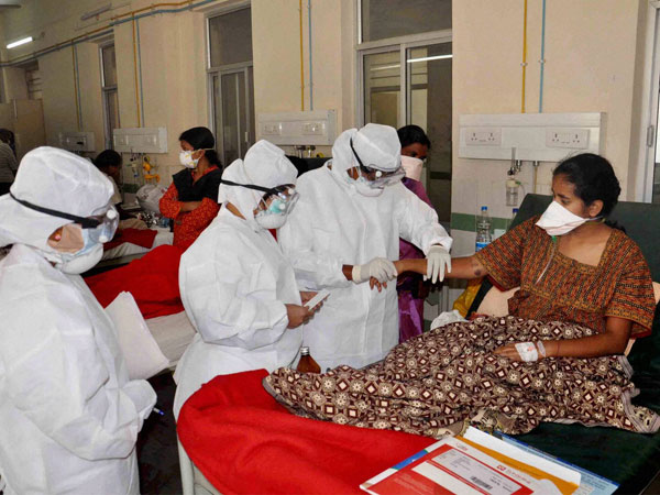 UP: Swine flu continues to spread