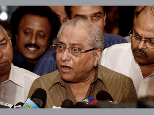 Jagmohan Dalmiya has returned as BCCI president