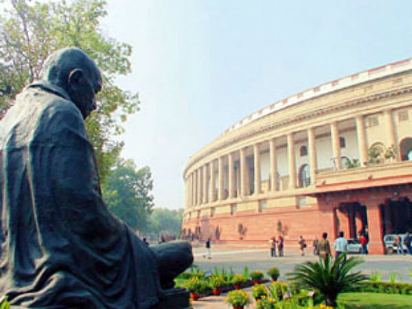 Disruption force Lok Sabha adjourn twice