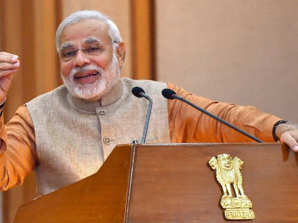 Land Bill: Modi slams opposition
