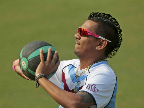 File picture of Sunil Narine