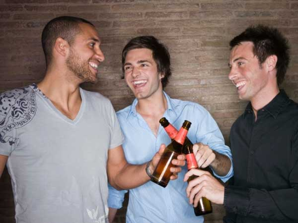 Guidelines for foreigners' partying