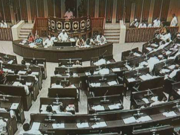 TDP MLAs suspended from Telangana Assembly