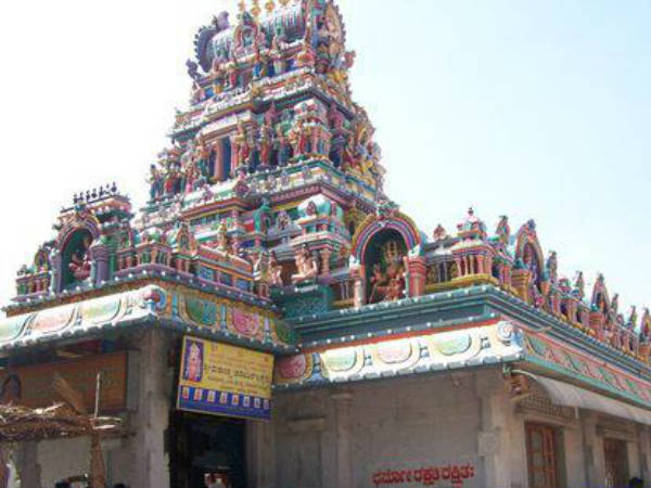 What is Goravanahalli temple controversy