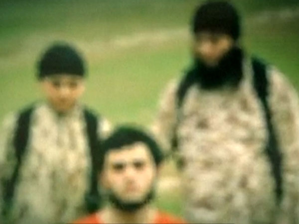 Students recognise child in ISIS video