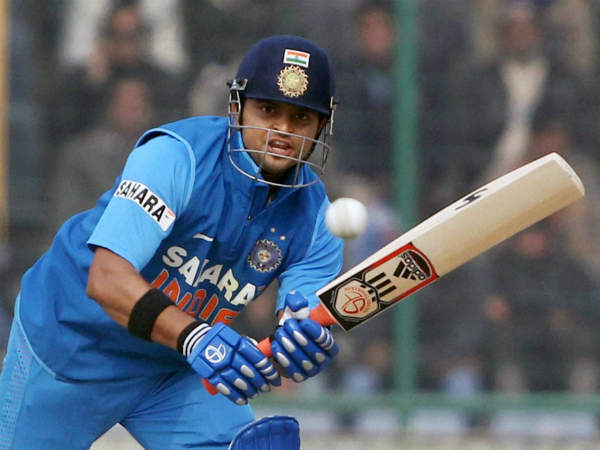 Suresh Raina, who scored a brilliant 110* against Zimbabwe in ICC World Cup 2015