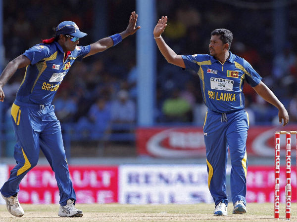 File photo of Rangana Herath (right)