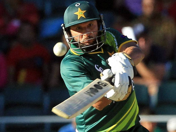 Afridi creates controversy at World Cup