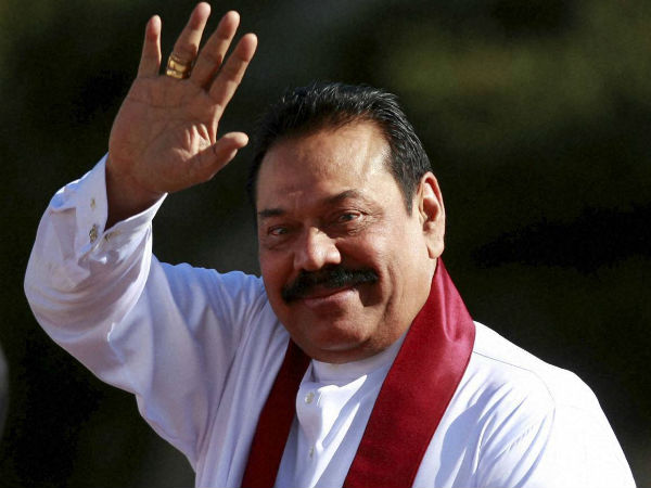 Rajapaksa to contest for Sri Lankan PM's post.