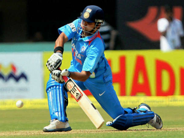 Suresh Raina is confident of team's success