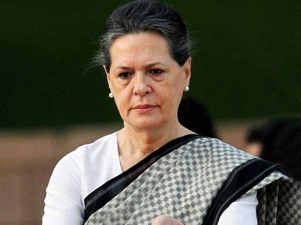 Sonia Gandhi in NDMC defaulters list