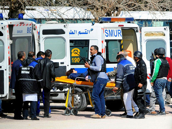 21 killed in Tunisia attack