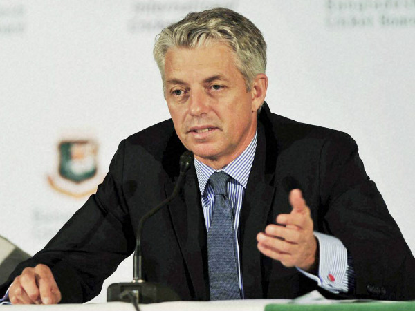ICC Chief Executive David Richardson has backed match officials