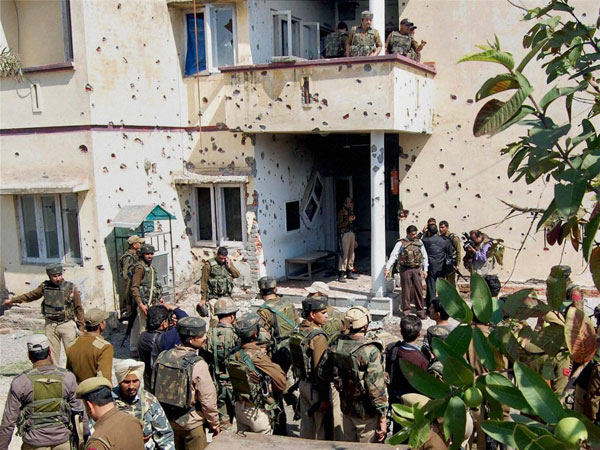 Home Ministry monitoring Jammu attack