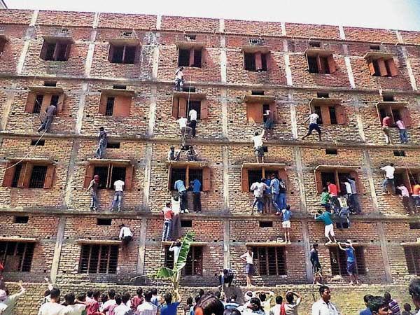 Exam cheating: HC pulls up Bihar govt