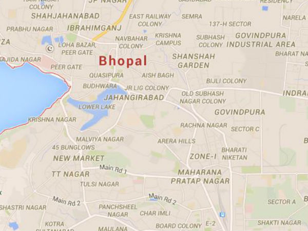 MP:Girls allege frisking by flying squad