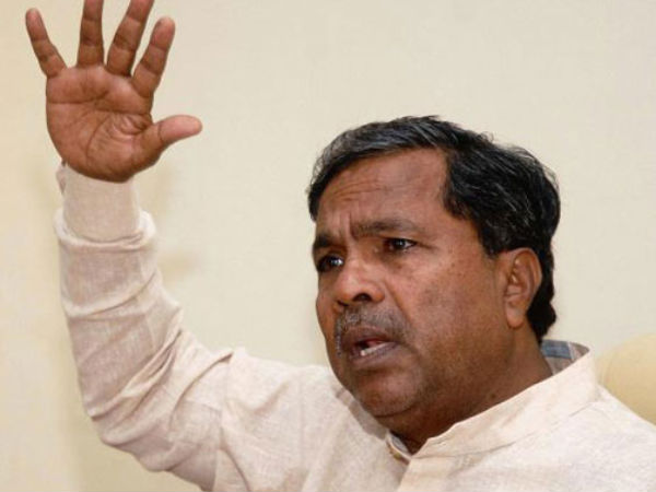 Siddaramaiah embarrasses Congress, says it is a party of liars, repeats the same lie 100 times.