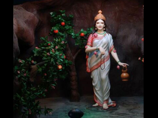 Navratri Special: Brahmacharini worshipped on Day 2