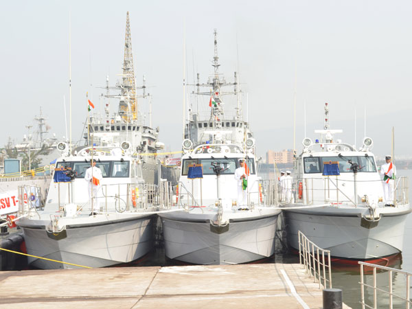 Navy commissions 3 more ISVs