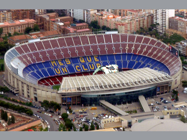 Nou Camp to host Copa del Rey final