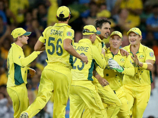 Australia knock India out of World Cup 2015