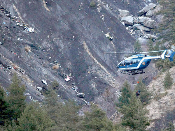 Co-pilot crashed Germanwings flight?
