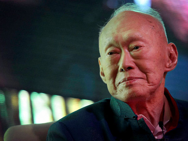 Singapore founder's funeral tomorrow