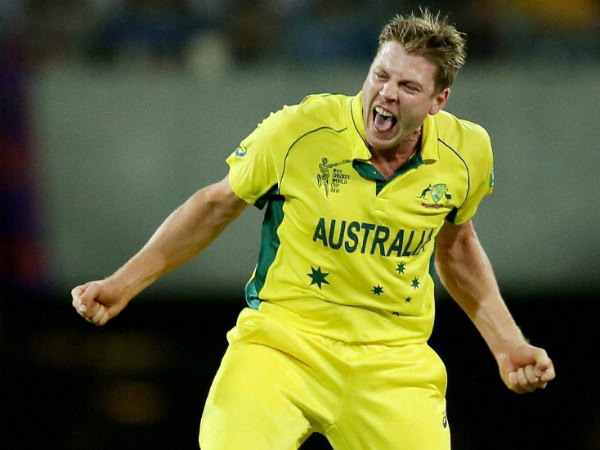 Double-wicket maiden for Faulkner