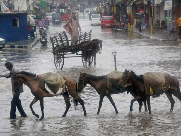J&K govt declares floods in the state