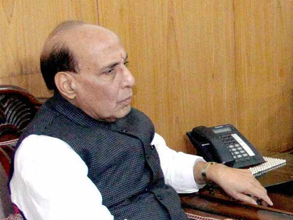 Cow slaughter cannot be accepted:Rajnath