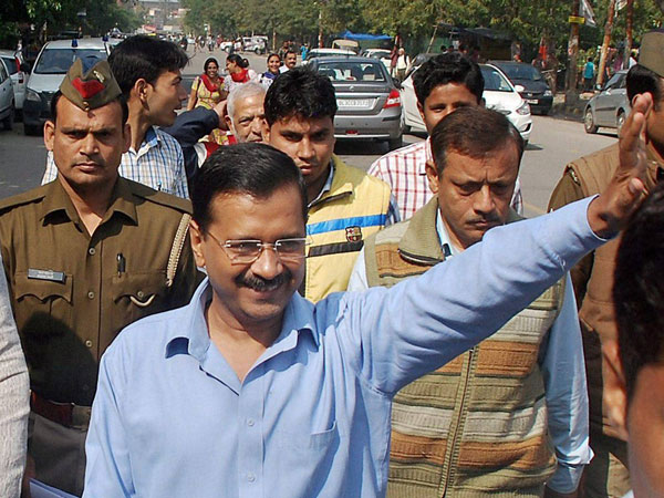 All is well, says AAP chief Kejriwal