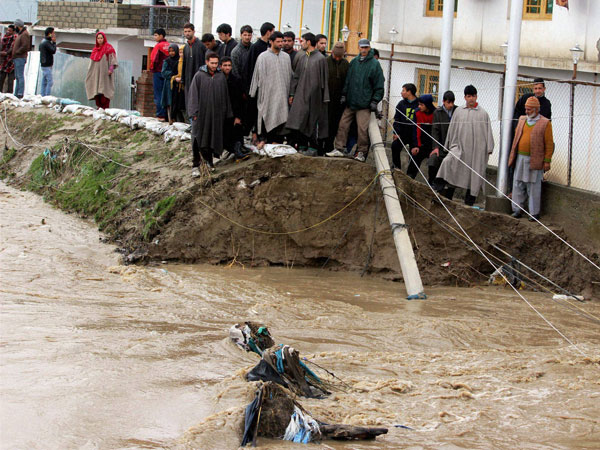 Kashmir flood