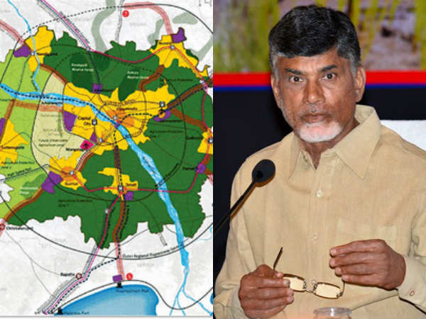 Andhra Pradesh has a new capital