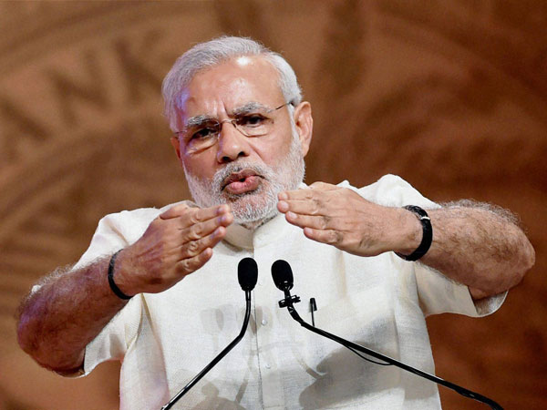 RBI should use Indian paper, ink: PM