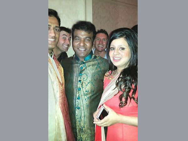 In pics: Raina gets married to Priyanka