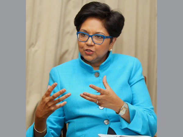 'Make in India' on right track: Nooyi